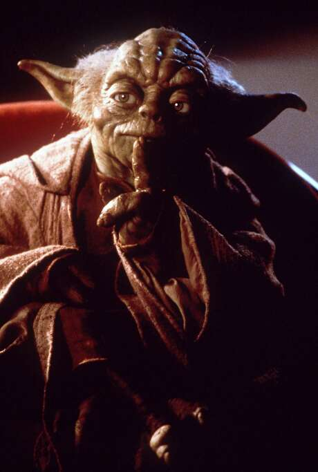 Yoda would capture hearts, critic Judy Stone predicted. Photo: Handout, SFC