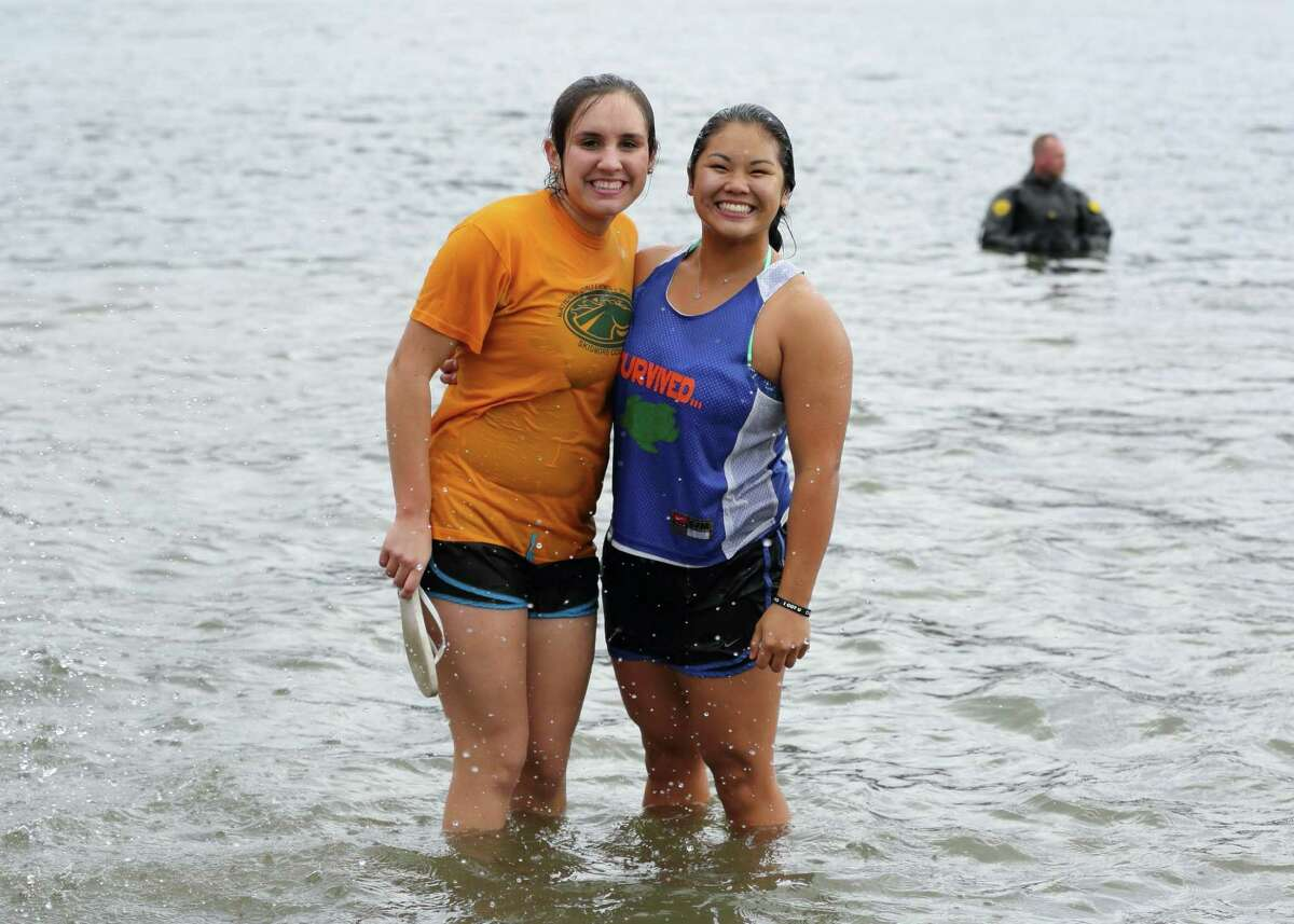 Were you Seen at the 9th Annual Polar Plunge, a benefit for Special Olympics, at Shepard Park Beach in Lake George on Saturday, Nov. 14, 2015?