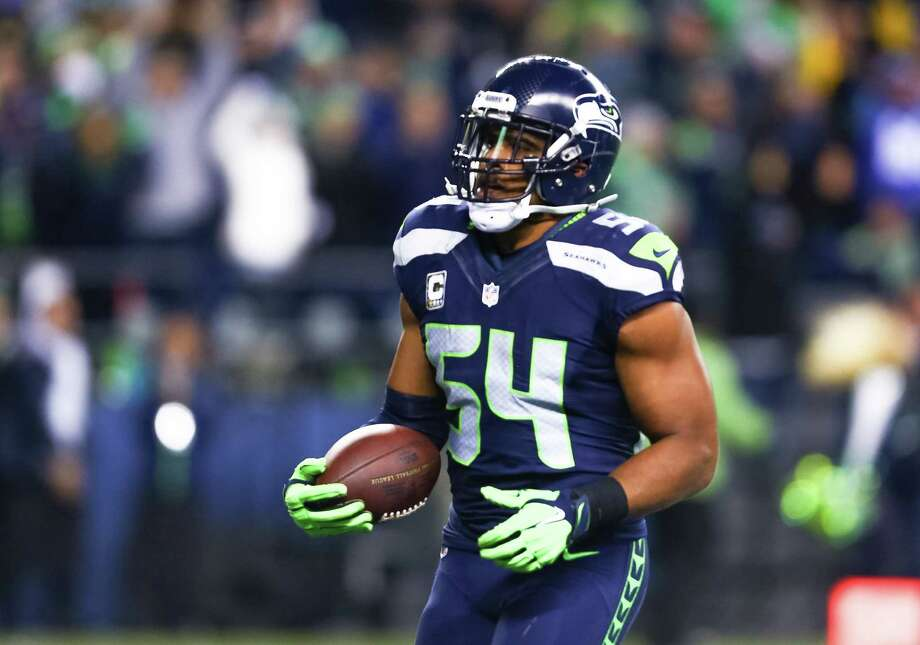 Click through the following slideshow for highlights from Bobby Wagner's press conference. Photo: GENNA MARTIN/SEATTLEPI.COM / JORDAN STEAD