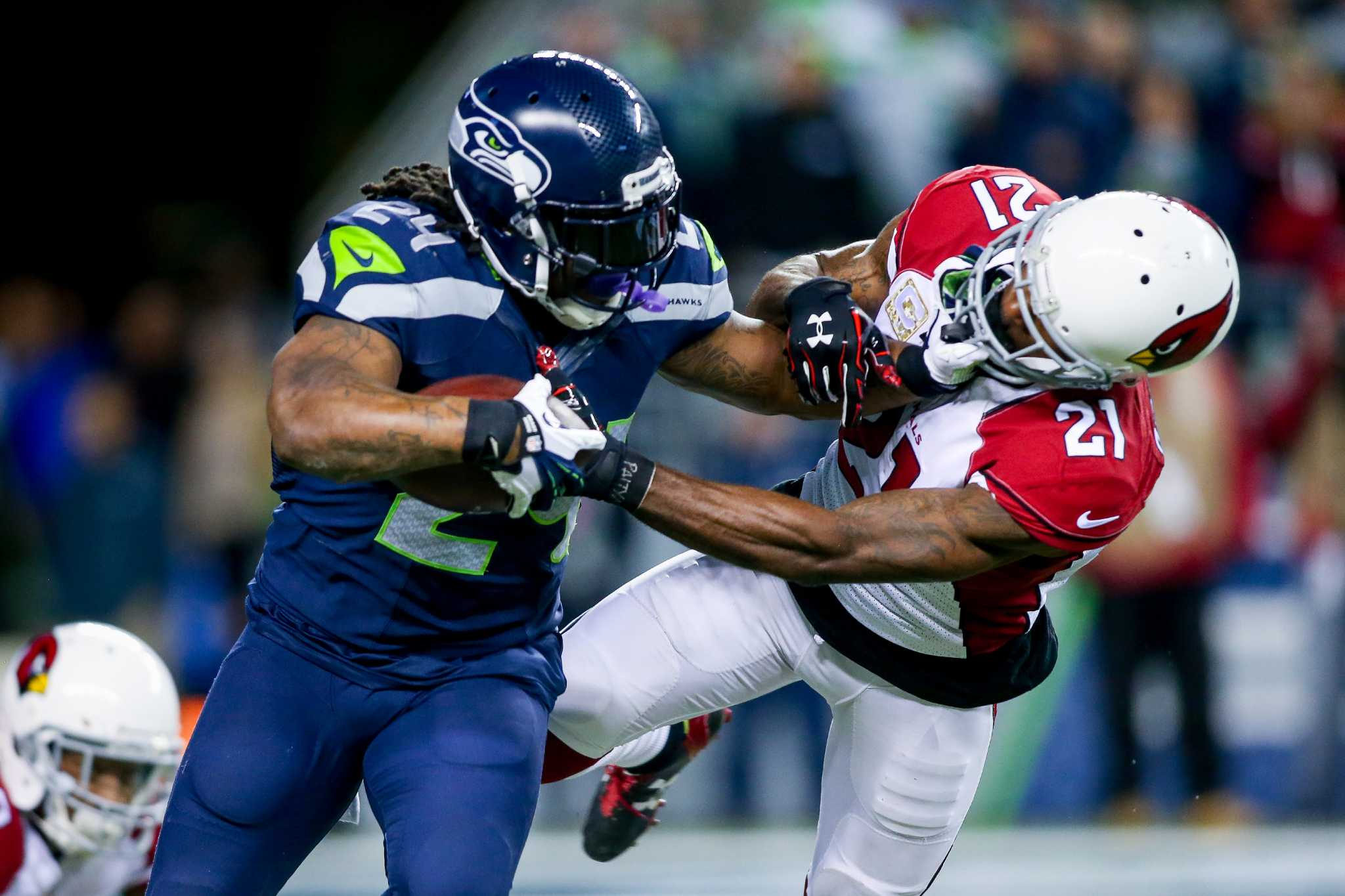 Seahawks Place Marshawn Lynch On Reserve Retired List