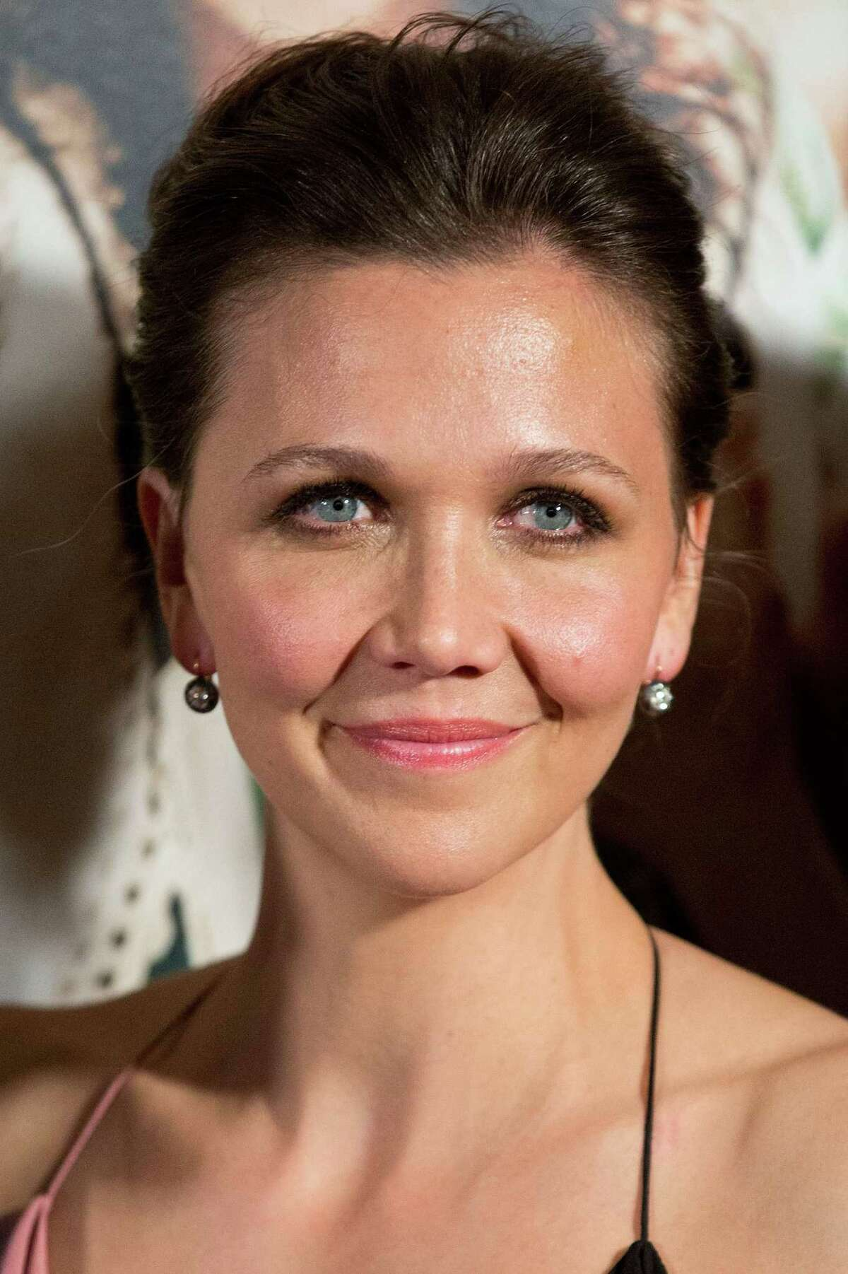 Maggie Gyllenhaal attends the 'Won't Back Down' premiere at Ziegfeld Theater on Sept. 23, 2012 in New York. (Photo by Dario Cantatore/Invision/AP)