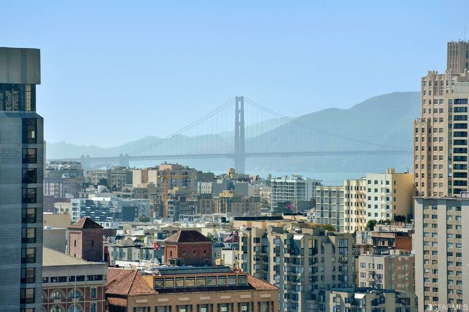 Three-bedroom penthouse in San Francisco's Four Seasons Hotel hits rental market at $29,950 a month. Photo: Courtesy Pacific Union