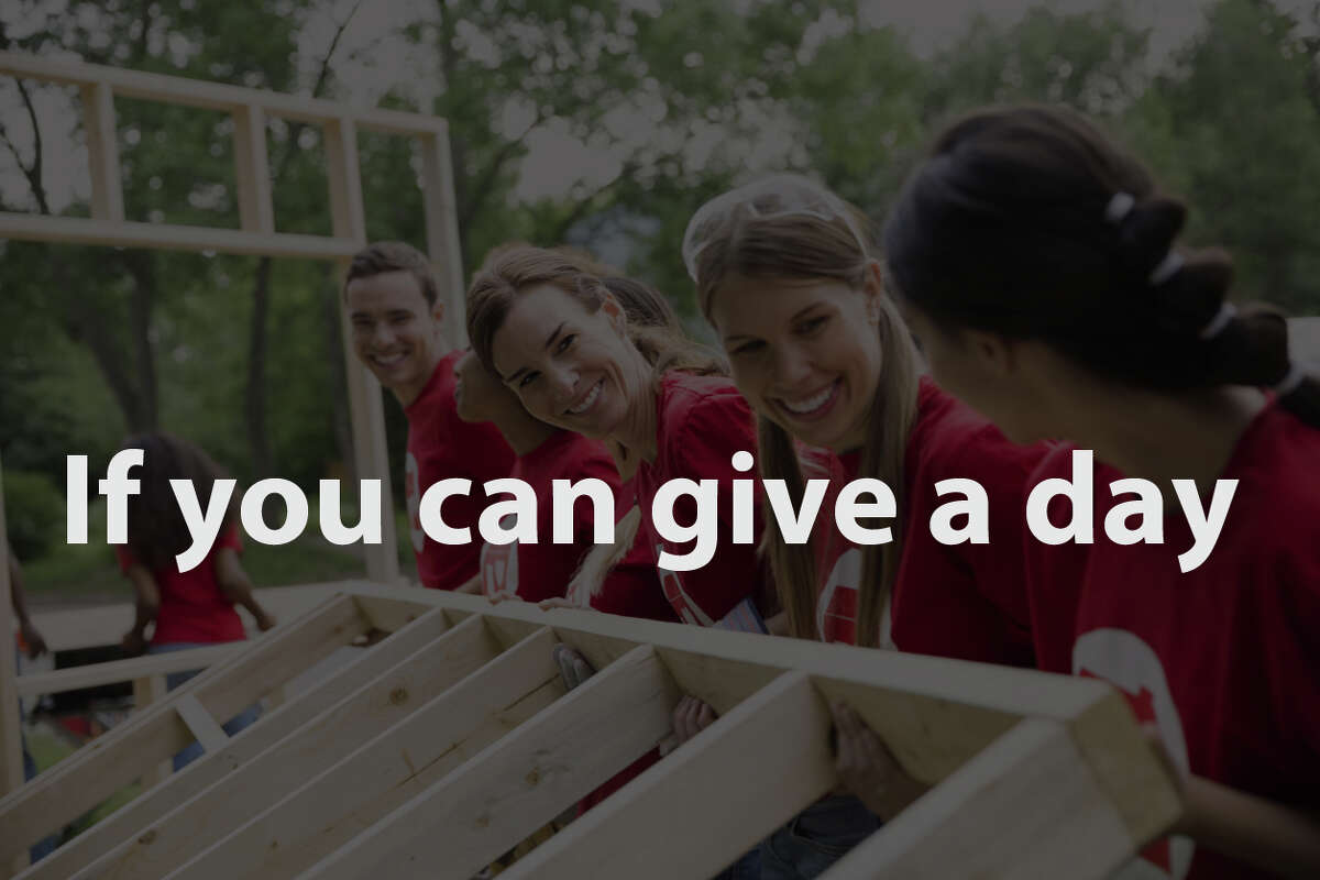 Spare time We've compiled ways Houstonians can volunteer and divided the opportunities by how much time you have to spare. Whether you have a day, a few hours, or some extra time at home, see how you can help make Houston a better place and give back this holiday season.