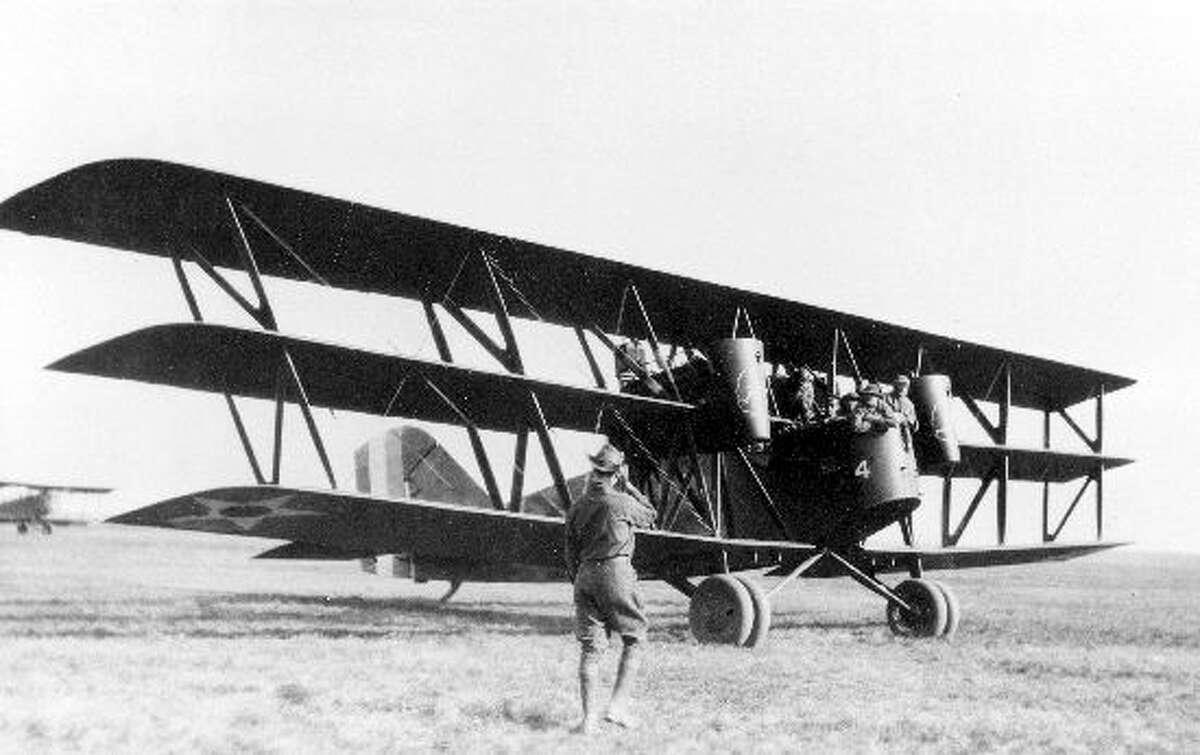 Boeing GA-1 Years active: 1921 - 1926