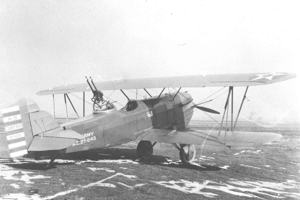 Curtiss Falcon Years active: 1925 - October 1937