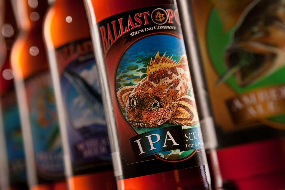 San Diego-based Ballast Point was hooked by Constellation Brands for a cool billion this week. Click through to see other breweries with ties to much larger companies.