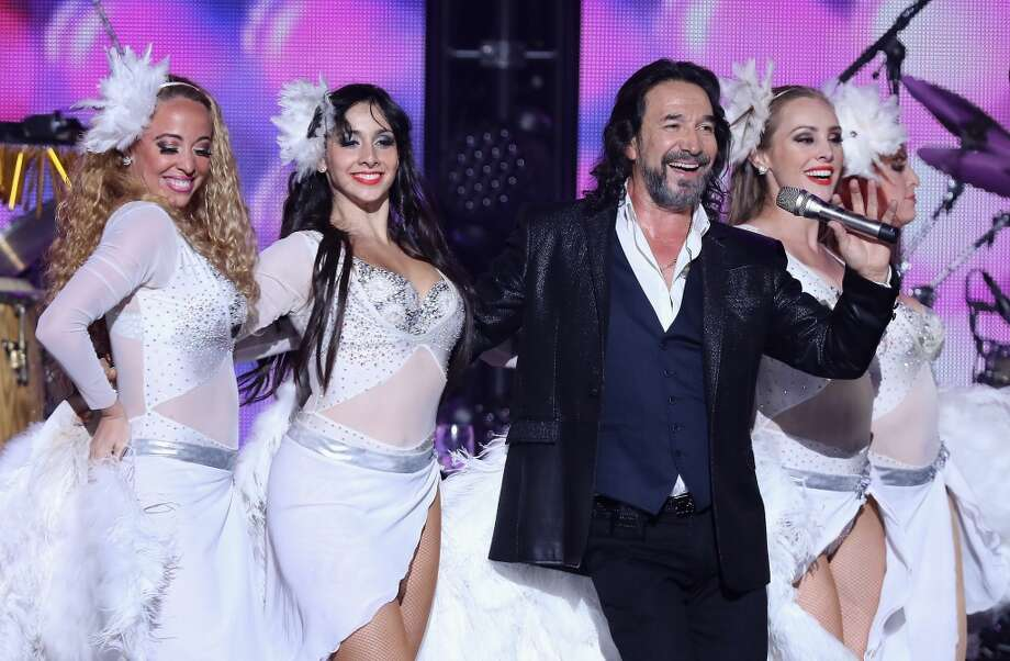 Singer Marco Antonio Solis will be coming to the Gateway City in August. Keep clicking through the gallery to see other big shows coming to Laredo.