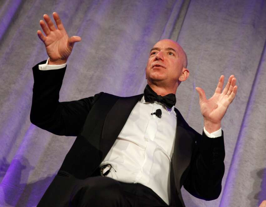 Amazon CEO Bezos makes a lot of money Bezos makes more money in one minute than the average millennial makes in a year.