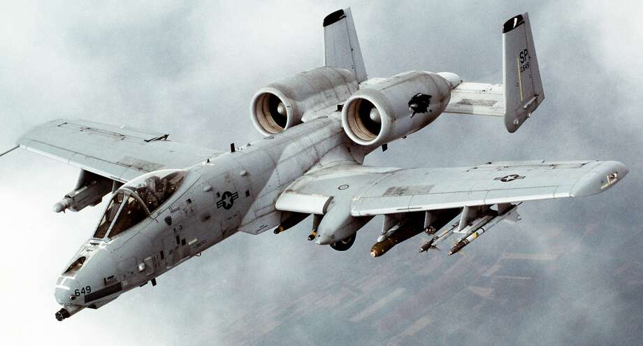 U.S. attack aircraft through the yearsThe Fairchild A-10 Thunderbolt II took flight in 1972, and now military officials are wondering if it's time to put the old bird down for good. We've compiled a collection of attack aircraft, strike aircraft and attack bombers that have been in use by the United States since the 1920s. Photo: Greg L. Davis, U.S. Air Force