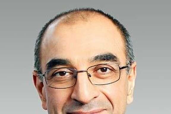 Kemal Malik oversees innovation for drugmaker Bayer.