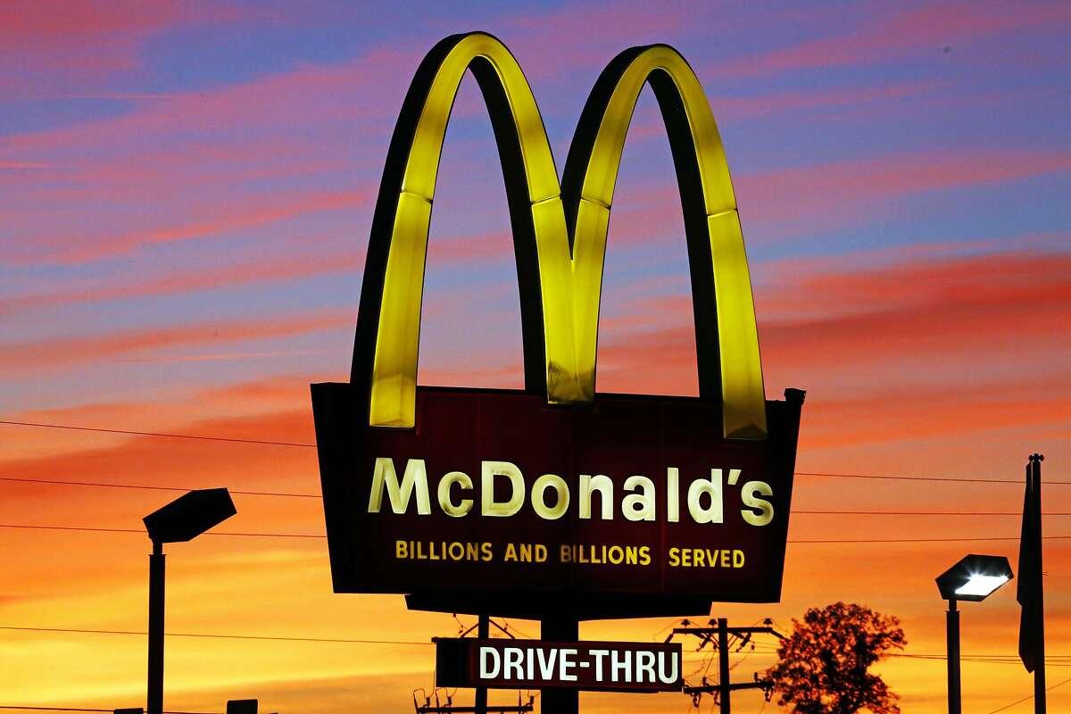 Mozzarella sticks are one of the choices on McDonald's