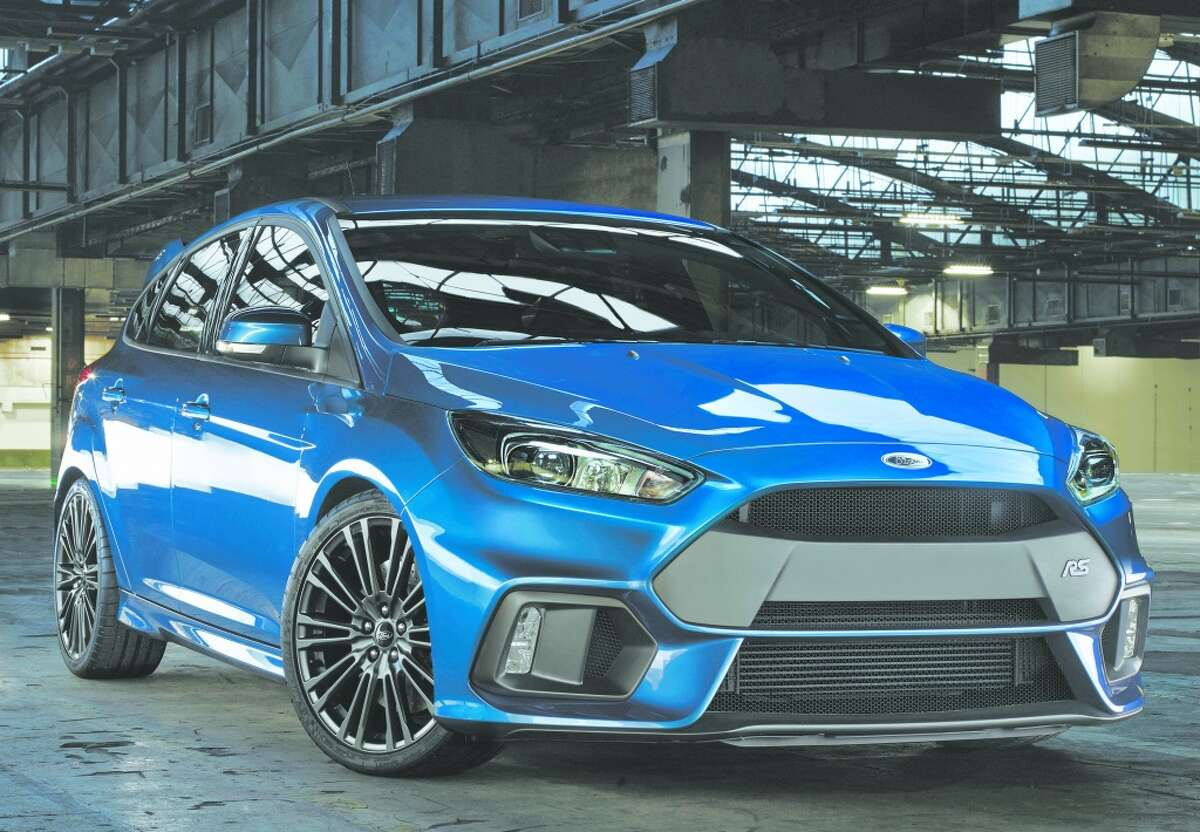 Ford Focus RS Source:2016 Hagerty Hot List