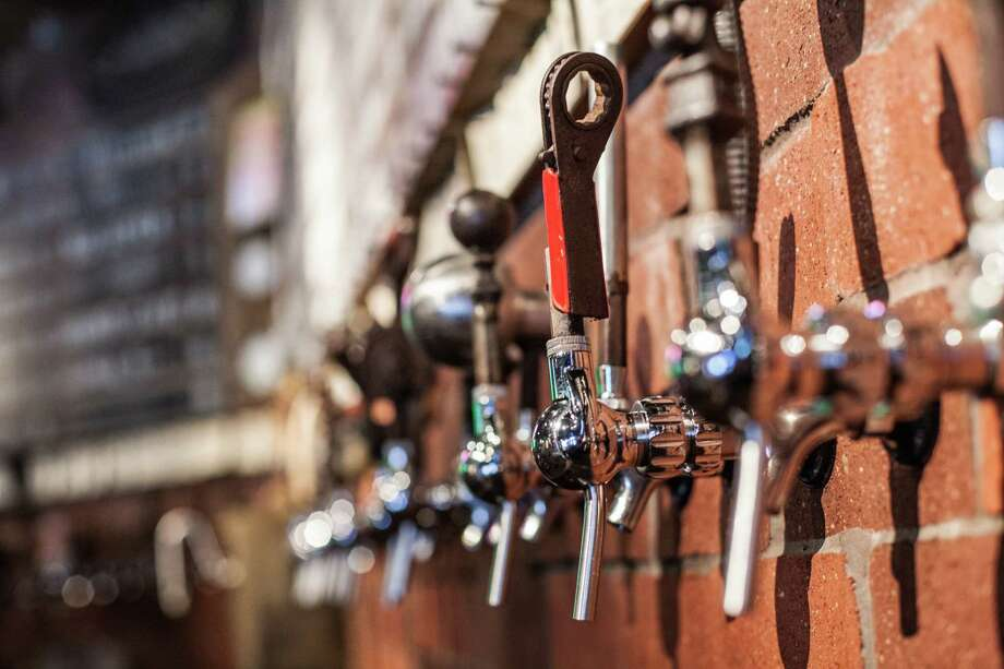 """Watch your beer tap - that """"craft brew"""" in your glass may not be as independently made as you might think. Scroll ahead to see a list of corporate-owned beers pretending to be true """"craft"""" brews. Photo: Michael Starghill, Jr., Photographer / © 2015 Michael Starghill, Jr."""