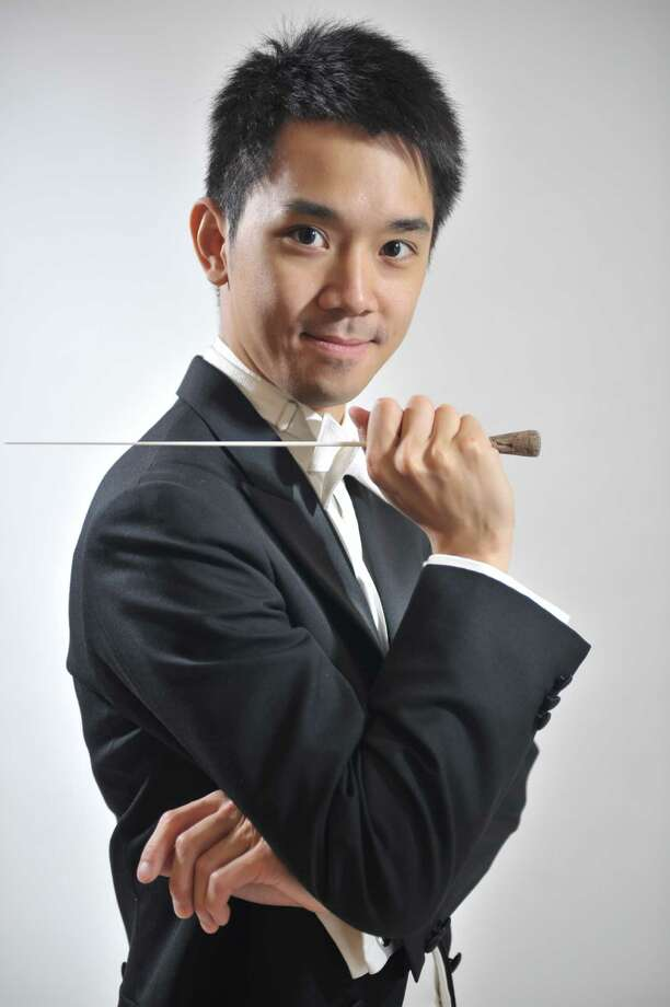 Conductor Perry So will make his debut with the Houston Symphony in November. Photo: Hong Kong Philharmonic / Hong Kong Philharmonic