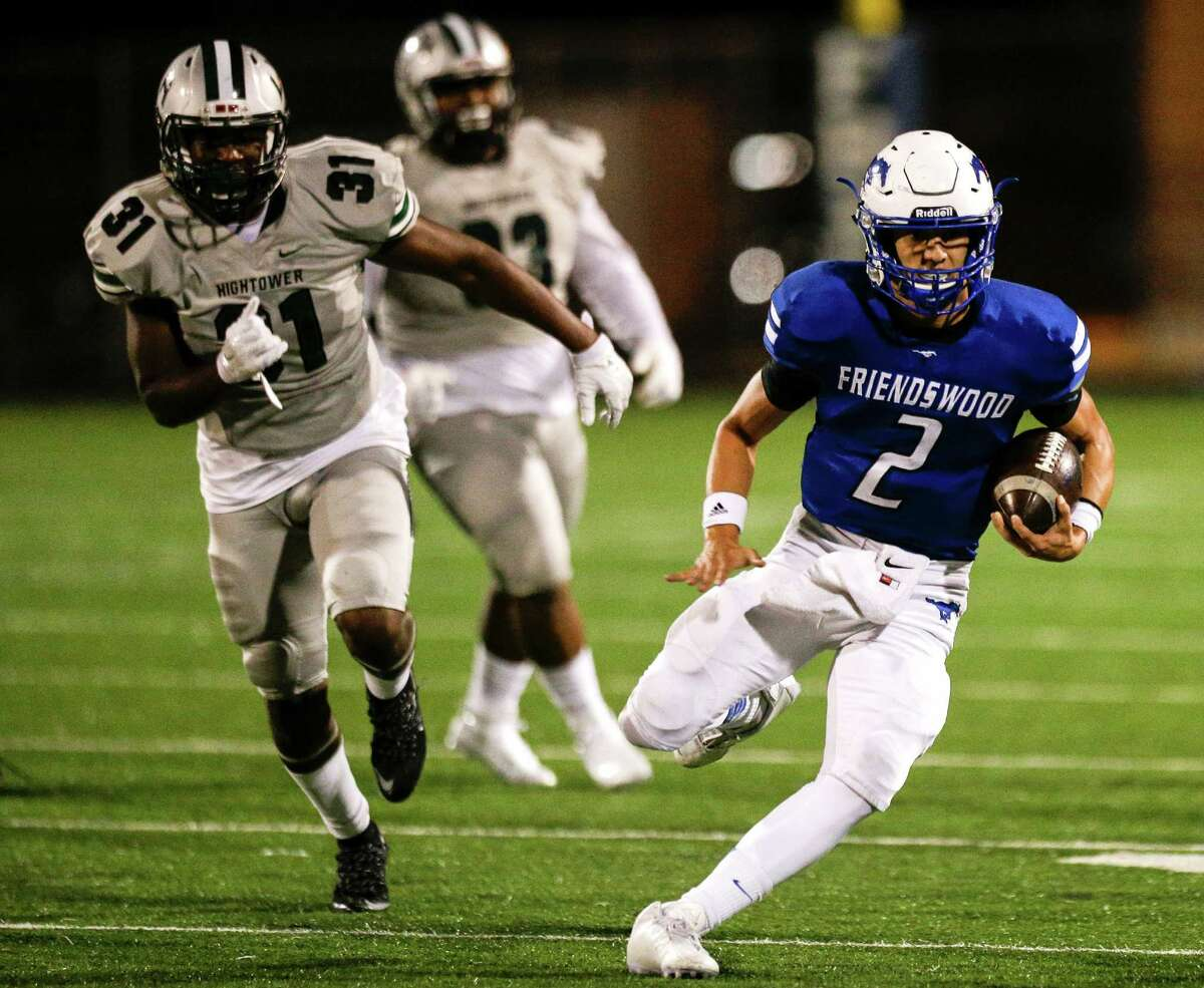 For the first six years of its existence, Dawson's closest rival was Friendswood. The Eagles didn't play city foe Pearland so nearby Friendswood provided the most emotional match-up. UIL realignment split up the pair when they both moved up to 6A and the football coaches decided not to play one another during the regular season. But for the second year in a row, they will meet in the second round of the playoffs. Dawson won last year 28-26 when Friendswood failed on a two-point conversion in the final minutes. The teams have split eight meetings with Dawson winning both playoff games.