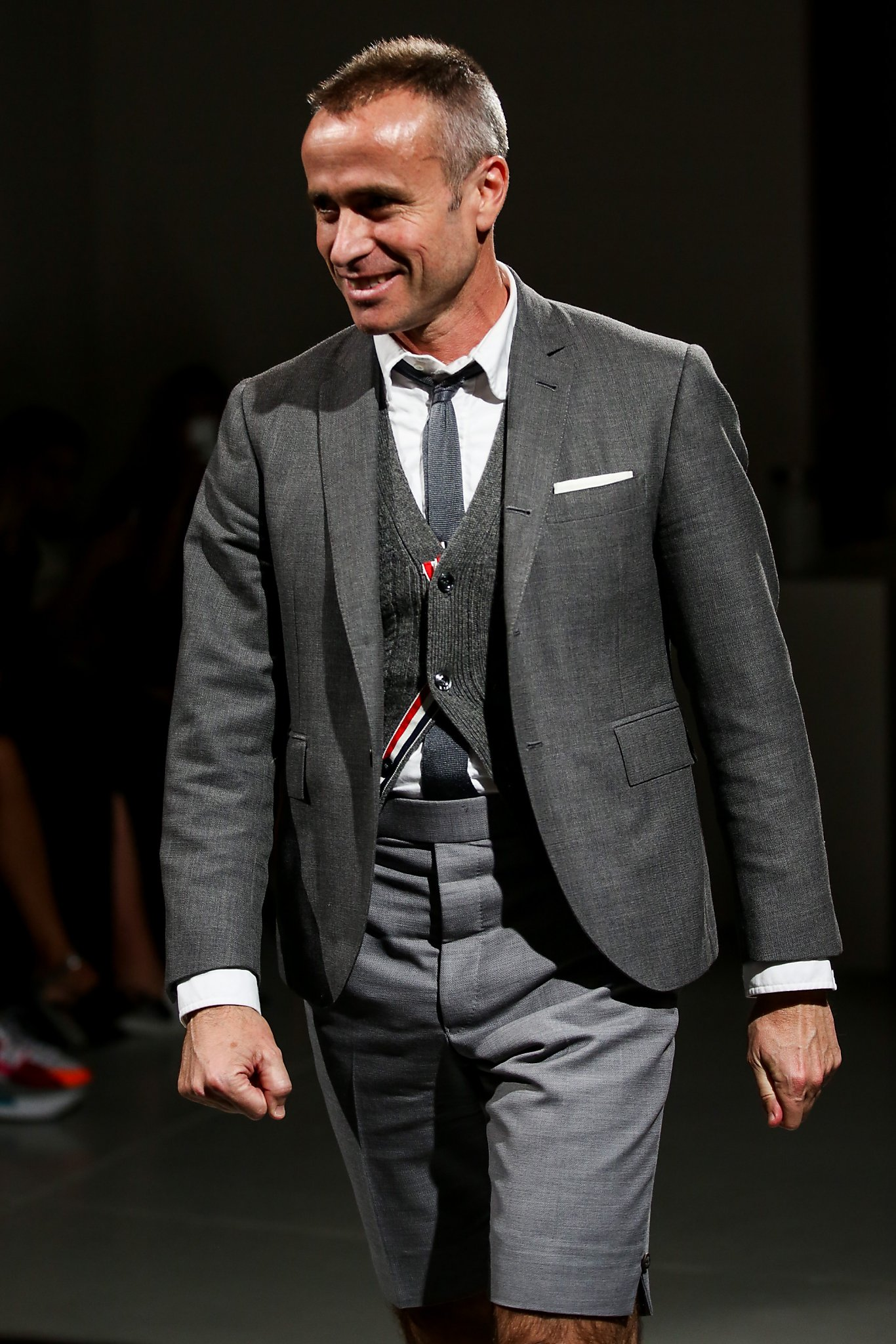 Five Questions For Thom Browne Who Talks Fashion At Stanford Nov 18 Sfchronicle Com