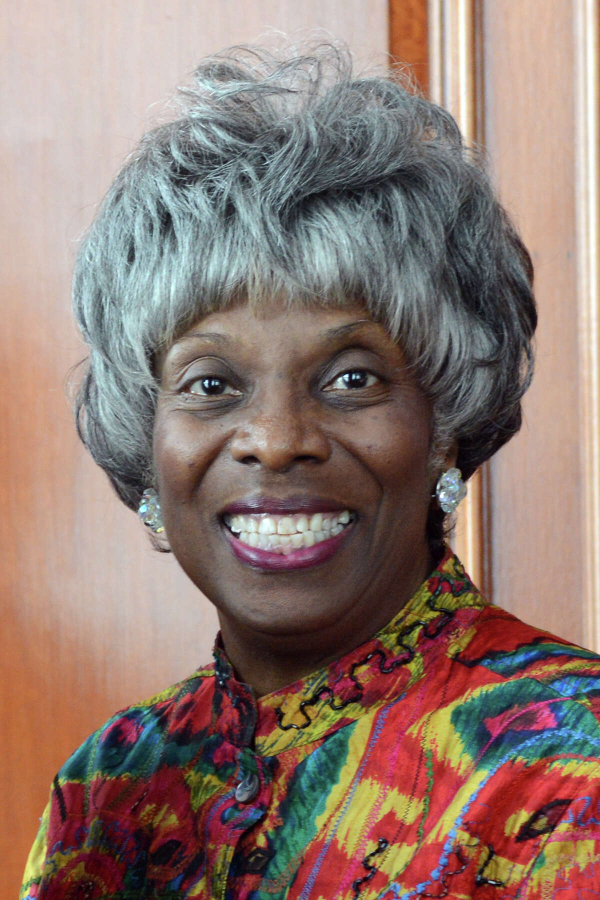 The Prophetess Gerry Claytor, April 9, 2015.