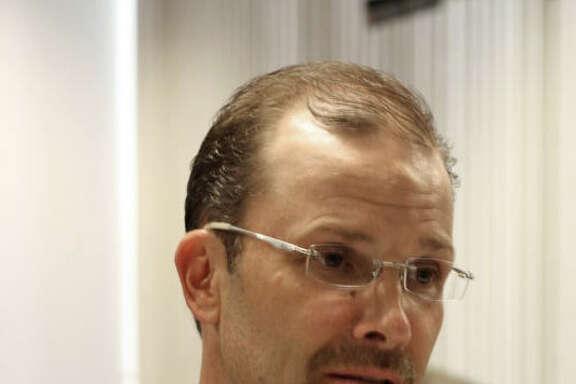 Mug of Thomas Ratliff.  (Gary Scharrer / Staff Photo)