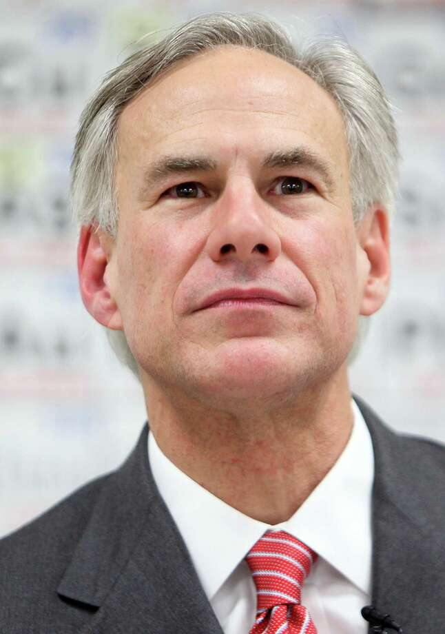 Greg Abbott is pictured in this April 23, 2014 file photo.Take a detailed look at the history of the Islamic State. Photo: Mayra Beltran, Staff / Â 2014 Houston Chronicle