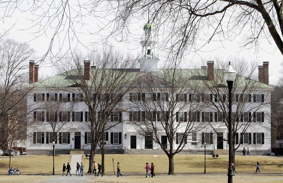 10th Dartmouth College6.7 reported rape per 1,000 students. Photo: Jim Cole, AP