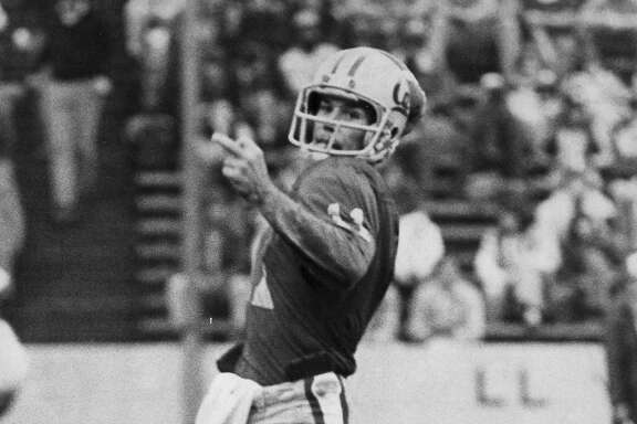 Walk-on quarterback J Torchio led Cal's upset of Stanford in 1980.