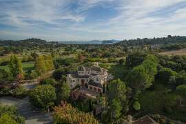 558 Biscayne Dr. in San Rafael is a five-bedroom, five-bathroom set on 3/4 of an acre.