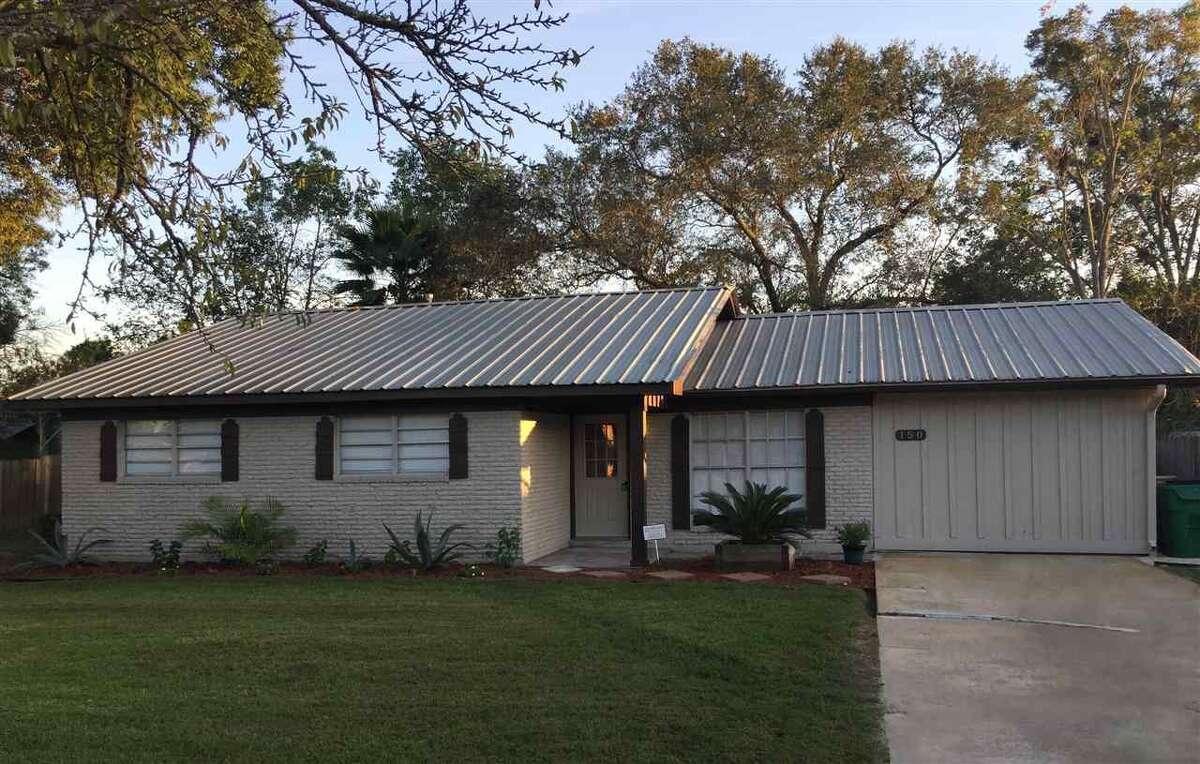 150 E. Hooks St., Sour Lake, TX 77659. $129,000. 4 bedroom, 2 full bath. 1,709 sq. ft.