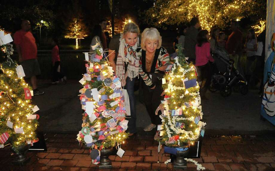 Holiday season kicks off around The Woodlands - Houston