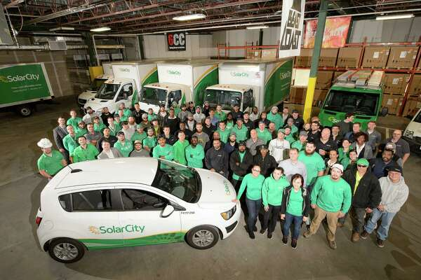 SolarCity's new Milford operations center will employ about 100 people when fully staffed.