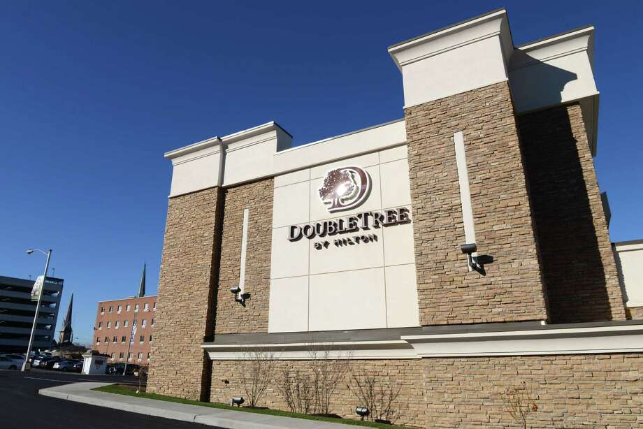 Photos doubletree opens in schenectady times union for 100 nott terrace schenectady ny