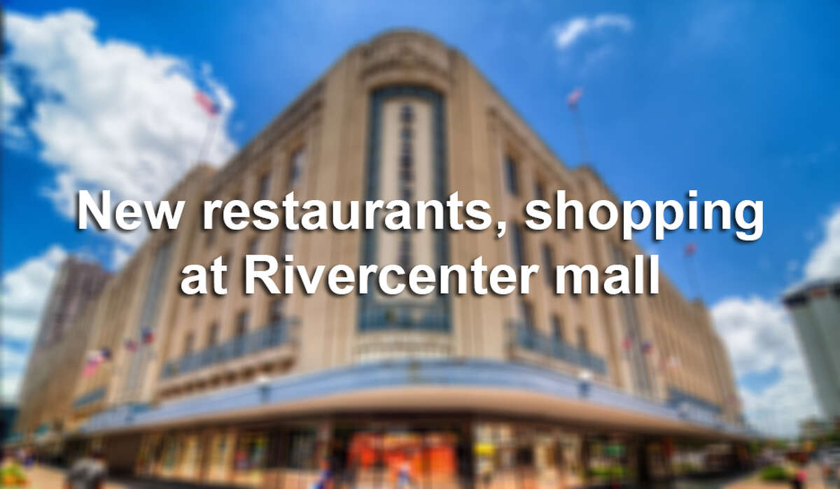 Click through the slideshow to see which retail, dining and entertainment options are coming to Rivercenter.
