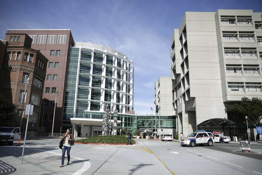 Building At S.F. General Hospital Briefly Evacuated Due To