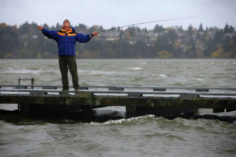 "Seattle has had the rainiest ""water year"" in history, according to numbers reported by Cliff Mass. Photo: GENNA MARTIN, SEATTLEPI.COM / SEATTLEPI.COM"