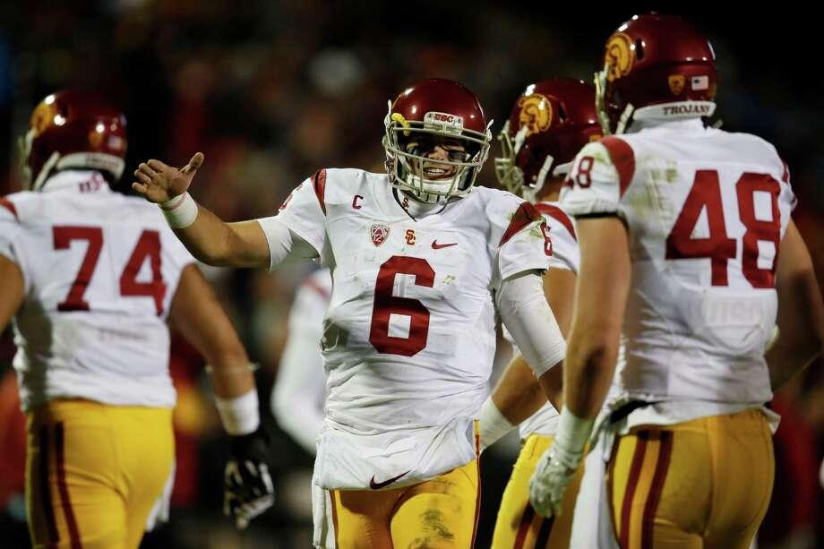25. USC Photo: David Zalubowski, Associated Press / AP
