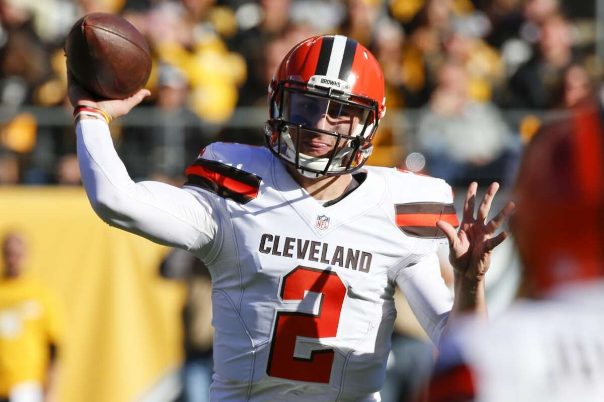 32. Cleveland (2-8) Last week: (30) Dating back to last season, the Browns have lost 13 of 15 games. They have a five-game losing streak with no relief in sight.