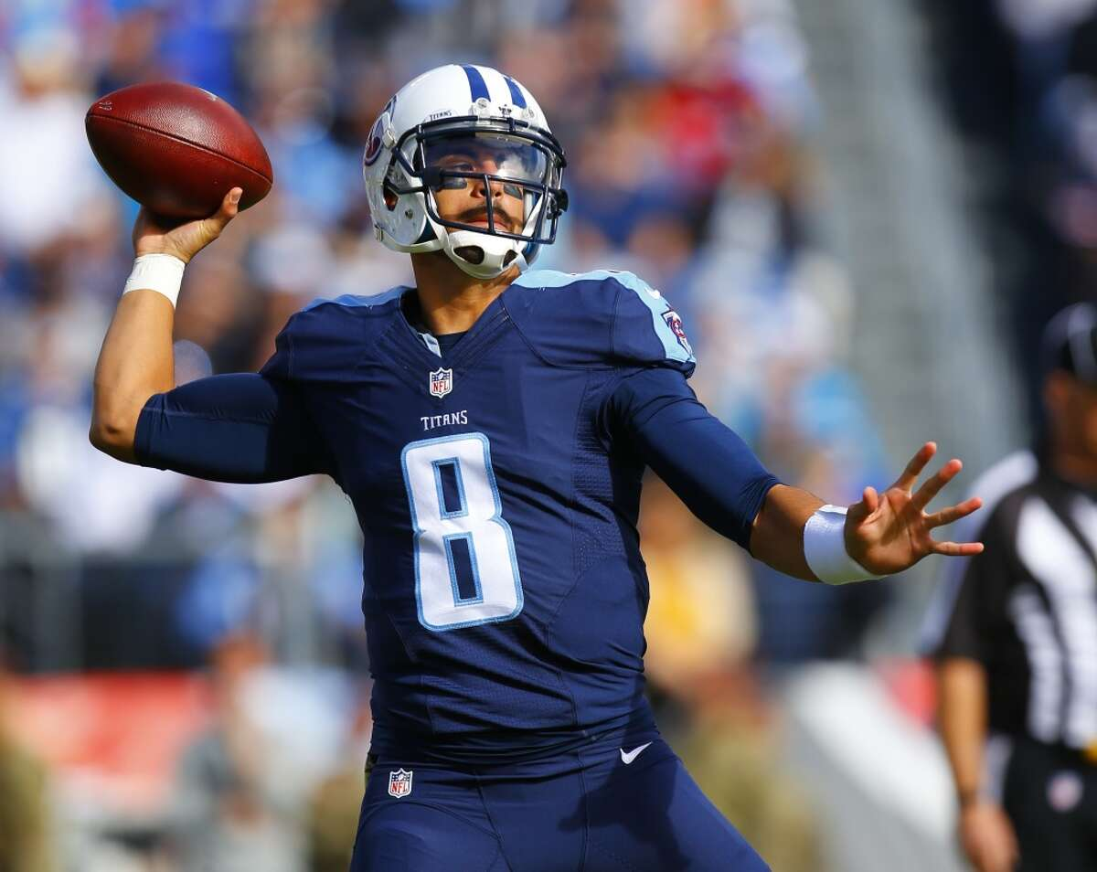 30. Tennessee (2-7) Last week: 27 In the Titans' victories over Tampa Bay and New Orleans, Marcus Mariota has thrown eight touchdown passes without an interception.