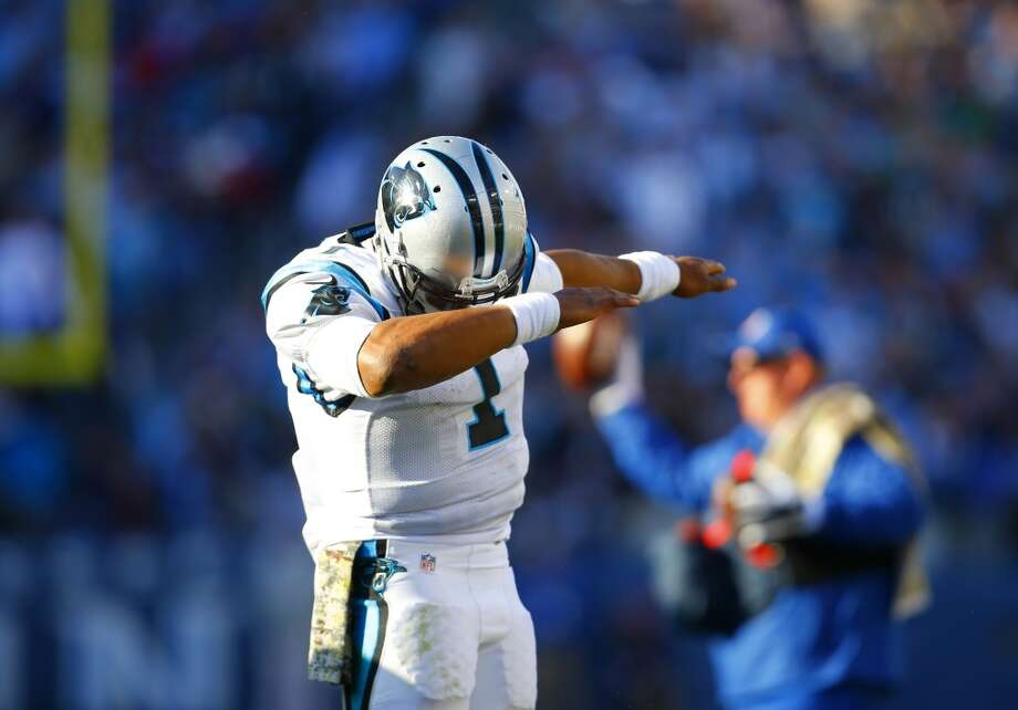 Cam Newton Photo: Jeff Haynes, Associated Press