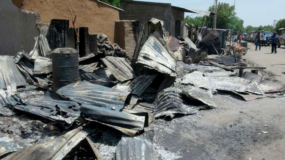 Nigeria 2014 attacks Dead: 7,512 Percent of terrorism deaths in 2014: 23.0 percent