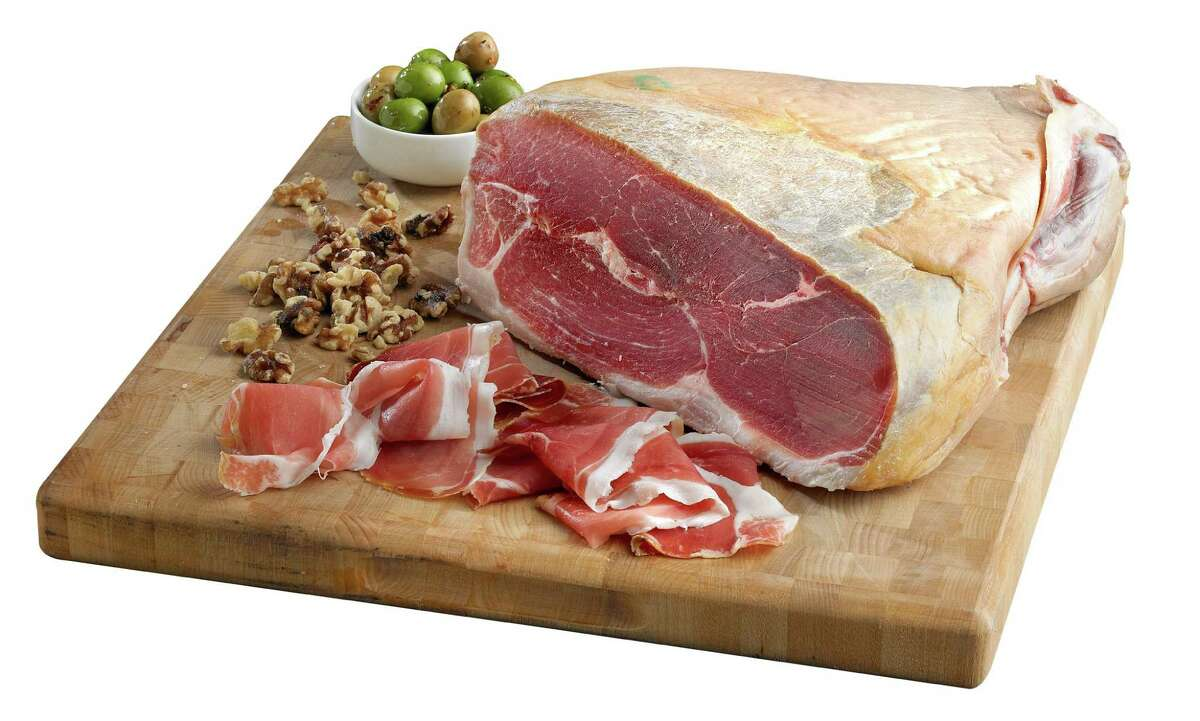 Beginning Nov. 11 Central Market will be the exclusive Texas retailer for Le Jambon de Bayonne, a dry-cured French ham from the ancient city of Bayonne. It sells for $28.99 a pound.