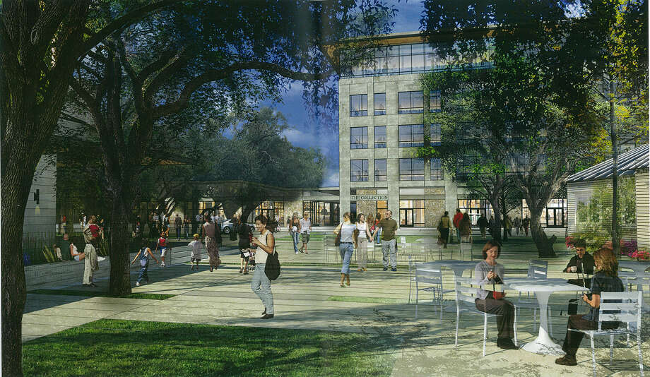 Fulcrum Development Plans To Build An Office Building Retail And Restaurant E On A 7
