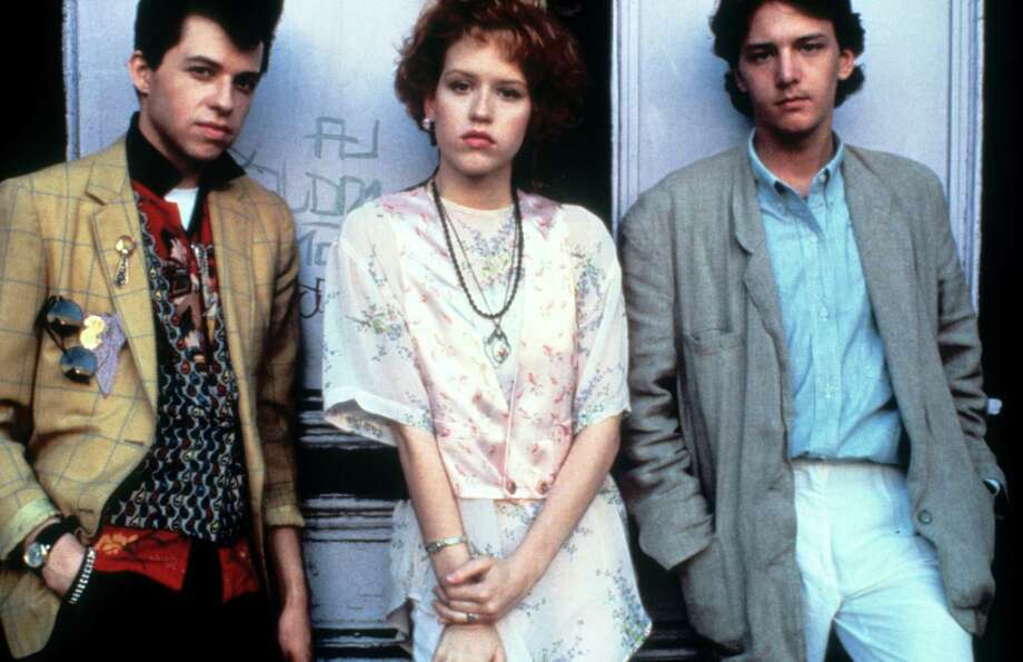 """Pretty in Pink,"" the 1986 John Hughes classic about high school love and popularity, turns 30 in February. Photo: Paramount Pictures, Handout / 2012 Getty Images"