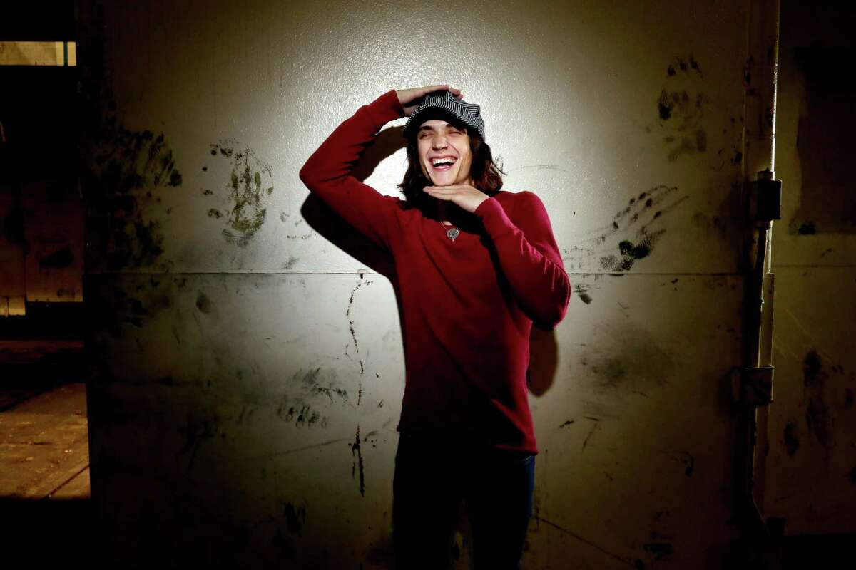 Otto Wood of Waterparks.