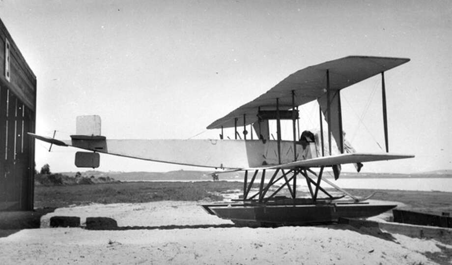 Burgess HT-2 Speed ScoutYears active: 1917 - unknown Photo: San Diego Air & Space Museum