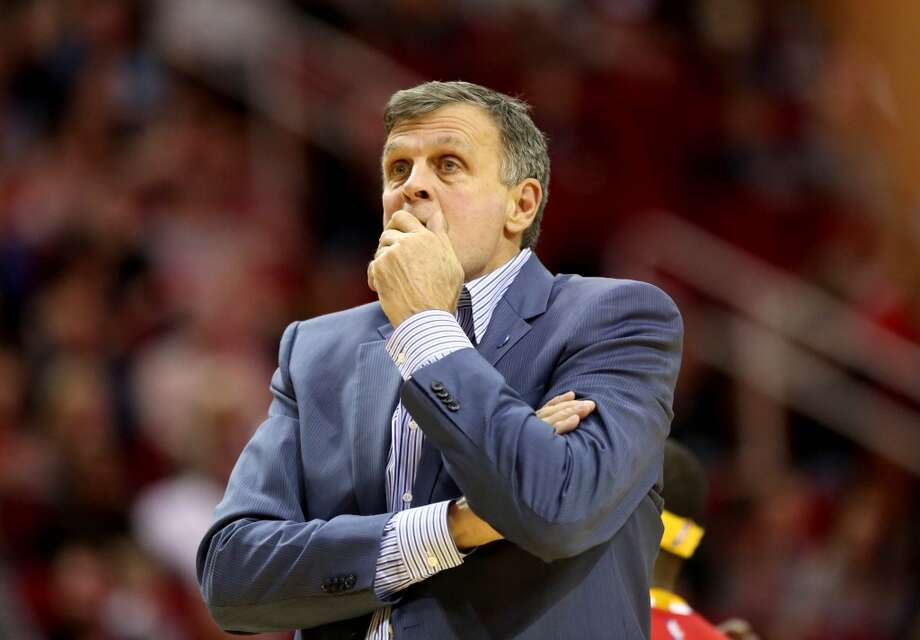 Just six months after he led his team to the NBA's Western Conference Final, Kevin McHale was fired as the Rockets' head coach.  Click through the gallery to see the fastest coach firings in NBA history. Photo: Gary Coronado, Houston Chronicle