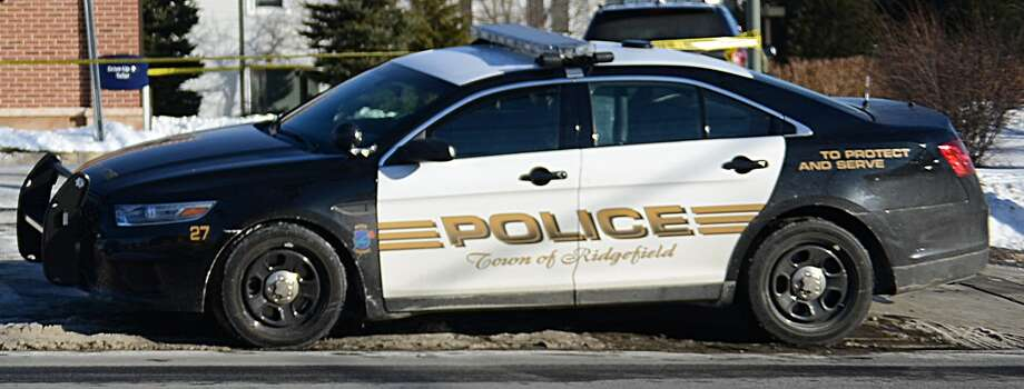 Ridgefield police. Photo: Tyler Sizemore / File Photo / The News-Times