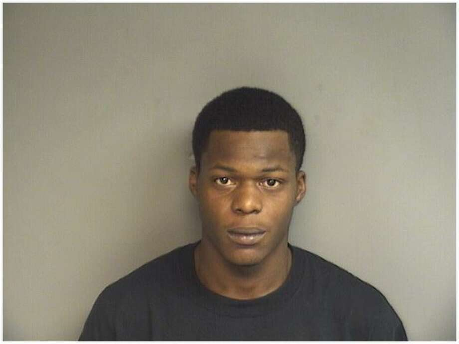 Daryl Edwards, 20, of Detroit, was charged with strangling and striking his wife at a Stamford hotel Tuesday night. The two were in Stamford to tape a Maury Show that would determine whether Edwards was the father of his wife's baby girl. Photo: Contributed Photo / Stamford Police / Connecticut Post