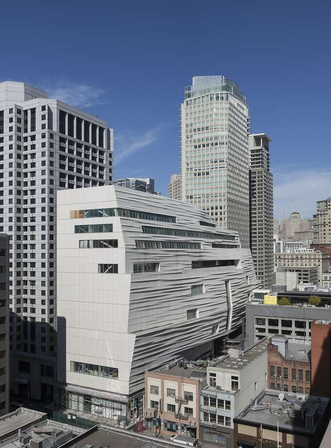 San Francisco Museum of Modern Art:Opens May 14, 2016. SFMOMA's opening after a three-year redesign and rebuilding is a major international event. The 100-year loan of a great private collection of contemporary art, assembled over 30 years by Gap founders Doris and Donald Fisher, was the impetus for adding space, designed by Snøhetta architects. While they were at it, however, museum leaders took the opportunity to expand in myriad directions, adding 10 stories of new galleries and support areas, including an expansive new Pritzker Center for Photography. A separate Campaign for Art added an additional 3,000 major gifts of art from 200-plus donors. The museum will be free to visitors under 18 years old, and programs for children and families will grow in a new Koret Education Center.http://sfmoma.org Photo: ©Henrik Kam