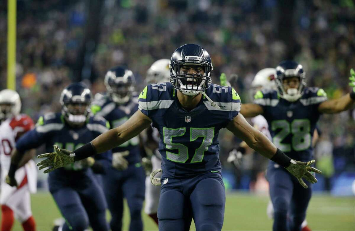 Staying: LB Mike Morgan2015 stats: 11 tackles, sack in 14 gamesNotes:The longtime reserve and core special teams contributor signed a one-year deal to return to Seattle, where he will compete to fill Bruce Irvin's starting strongside linebacker position.
