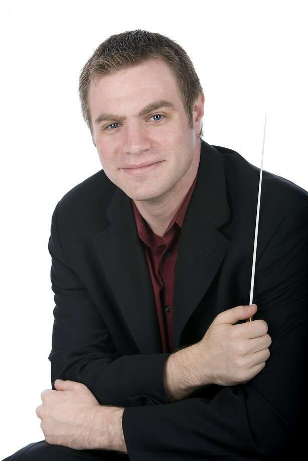 Conductor Joshua Gersen Photo: SF Symphony