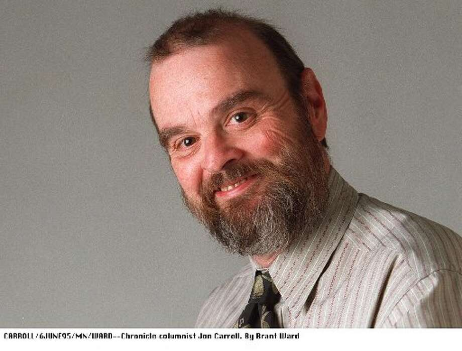 Jon Carroll in 1995